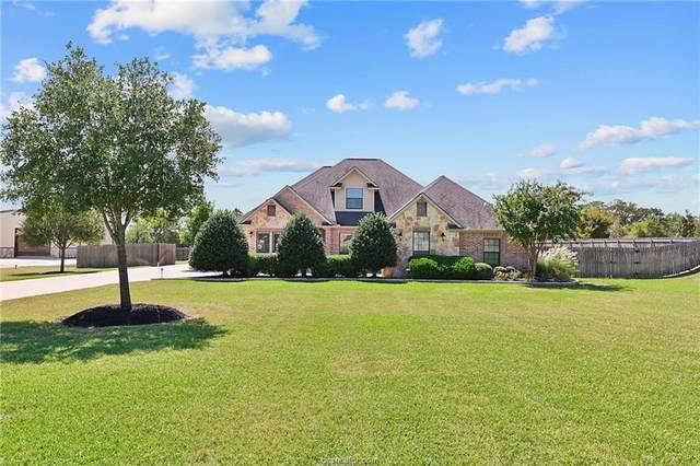 5700 Easterling Drive, Bryan, TX 77808 (MLS #21013020) :: BCS Dream Homes