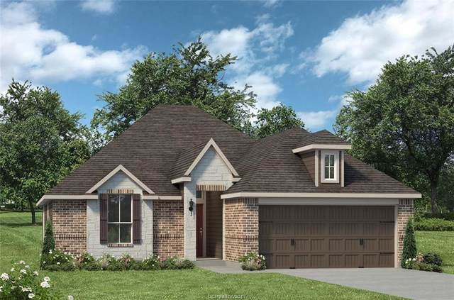 1422 Kingsgate Drive, Bryan, TX 77807 (MLS #21013025) :: BCS Dream Homes