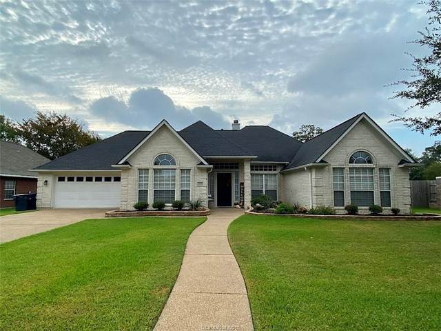 2100 Maplewood Court, College Station, TX 77845 (MLS #21013030) :: Treehouse Real Estate