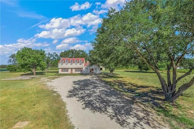 132 Cedar Way Drive, Normangee, TX 77871 (MLS #21013040) :: Cherry Ruffino Team
