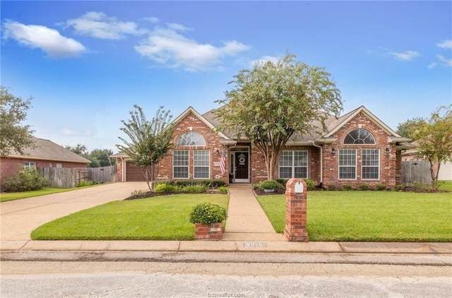 4618 Shoal Creek Drive, College Station, TX 77845 (MLS #21013043) :: NextHome Realty Solutions BCS