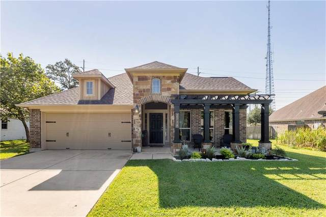 2714 Brookway Drive, College Station, TX 77845 (MLS #21013046) :: Treehouse Real Estate