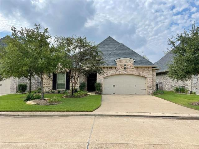 5124 Stonewater Loop Pvt, College Station, TX 77845 (MLS #21013049) :: Treehouse Real Estate