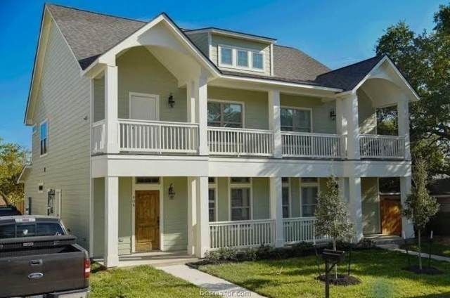 309 Live Oak Street A, College Station, TX 77840 (MLS #21013050) :: NextHome Realty Solutions BCS