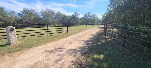 1450 County Road 110, Caldwell, TX 77836 (#21013124) :: First Texas Brokerage Company