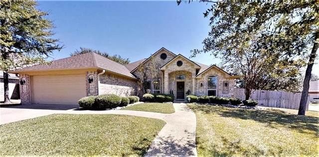 2701 Hickory Court, Bryan, TX 77808 (MLS #21013181) :: Cherry Ruffino Team