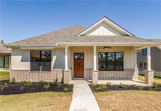 2809 Maroon Court, Bryan, TX 77807 (#21013208) :: First Texas Brokerage Company
