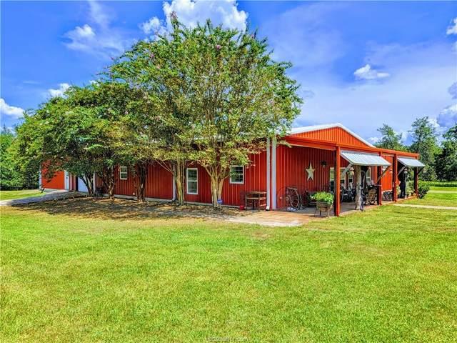 913 Hughes Cutoff Road, Franklin, TX 77856 (MLS #21013216) :: NextHome Realty Solutions BCS