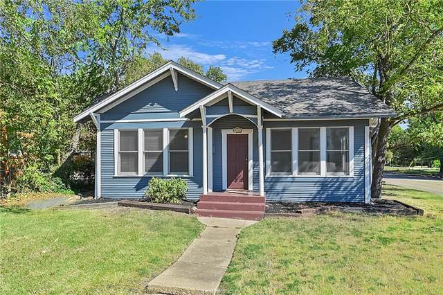 410 E Pease Street, Bryan, TX 77803 (MLS #21013224) :: NextHome Realty Solutions BCS
