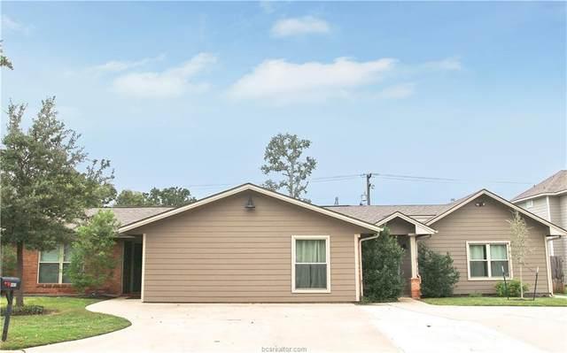4002 Aspen Street, Bryan, TX 77801 (MLS #21013230) :: RE/MAX 20/20