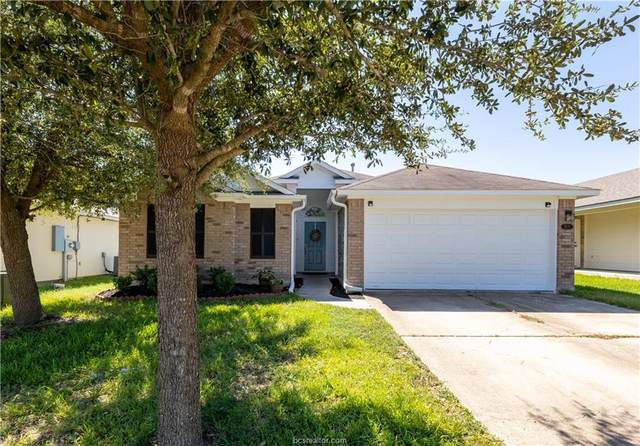 15128 Meredith Lane, College Station, TX 77845 (MLS #21013238) :: NextHome Realty Solutions BCS