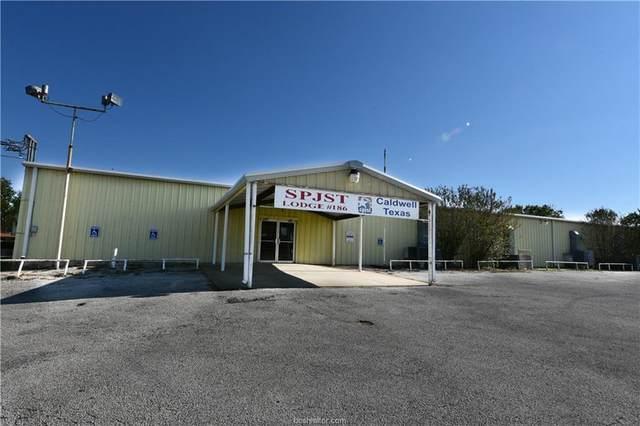 937 S Hwy 36 (+/- 2.97 Acres), Caldwell, TX 77836 (MLS #21013267) :: Cherry Ruffino Team