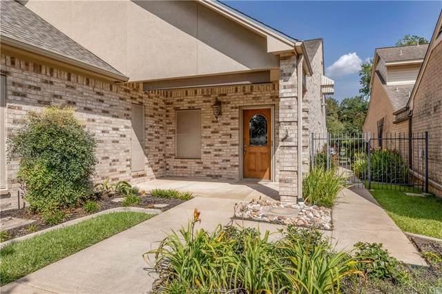 2810 Broadmoor Drive, Bryan, TX 77802 (#21013306) :: ORO Realty