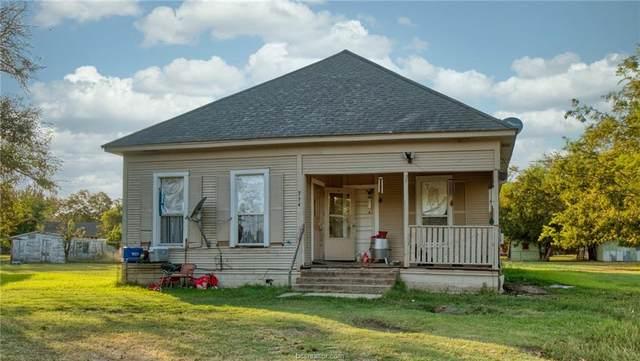 354 6th Street, Somerville, TX 77879 (MLS #21013316) :: The Lester Group