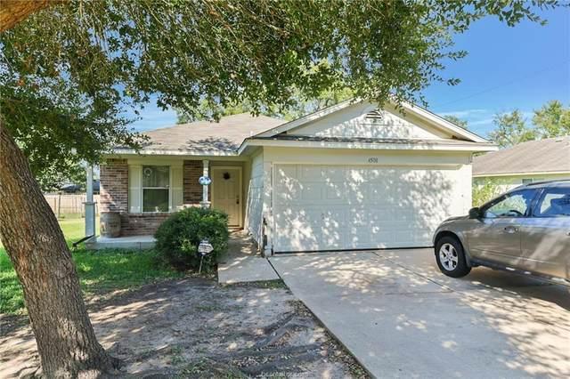 4508 Log Hollow Drive, Bryan, TX 77803 (MLS #21013321) :: RE/MAX 20/20