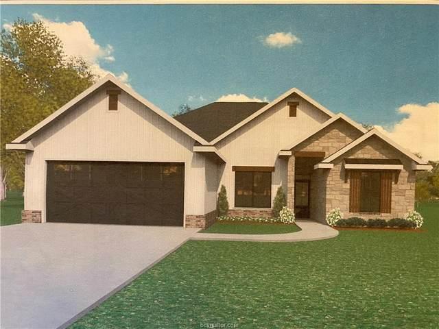 2713 Colony Vista Court, Bryan, TX 77808 (MLS #21013344) :: NextHome Realty Solutions BCS