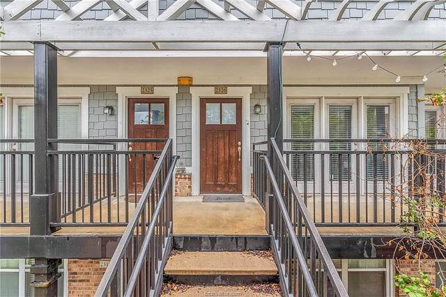 1725 Harvey Mitchell Parkway #2326, College Station, TX 77840 (MLS #21013373) :: NextHome Realty Solutions BCS