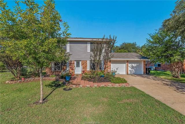 1104 Esther, Bryan, TX 77802 (MLS #21013377) :: NextHome Realty Solutions BCS