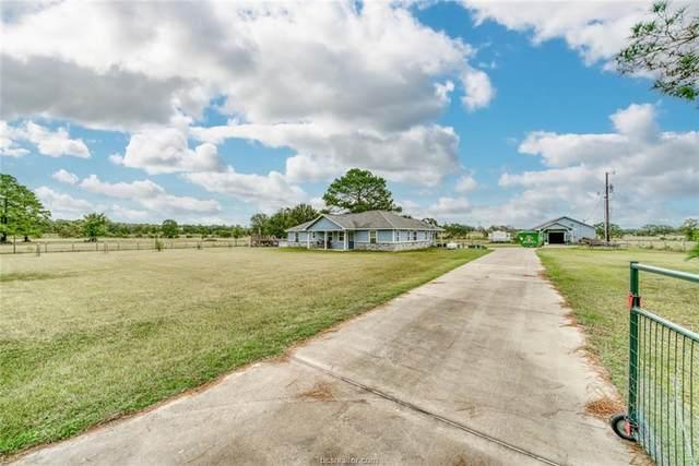 654 Birdwell County Road, Bedias, TX 77831 (MLS #21013431) :: RE/MAX 20/20
