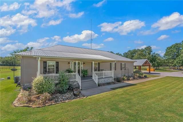 2370 Derby Lane, Madisonville, TX 77864 (MLS #21013492) :: Treehouse Real Estate