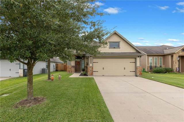 2902 Silver Oak Drive, College Station, TX 77845 (MLS #21013540) :: RE/MAX 20/20