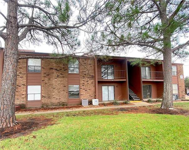 904 University Oaks #9, College Station, TX 77840 (MLS #21013557) :: BCS Dream Homes