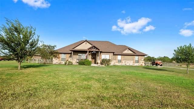 17453 Lariat Lane, College Station, TX 77845 (MLS #21013559) :: Treehouse Real Estate