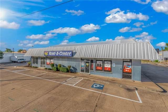 1300 S Texas, Bryan, TX 77803 (MLS #21013566) :: Cherry Ruffino Team