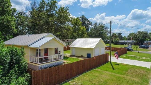 105 E Simmons Street, Franklin, TX 77856 (MLS #21013572) :: RE/MAX 20/20