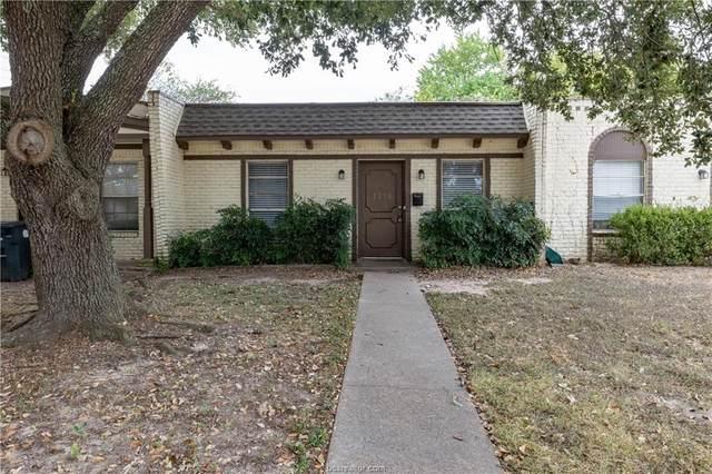1718 Leona, College Station, TX 77840 (MLS #21013583) :: RE/MAX 20/20