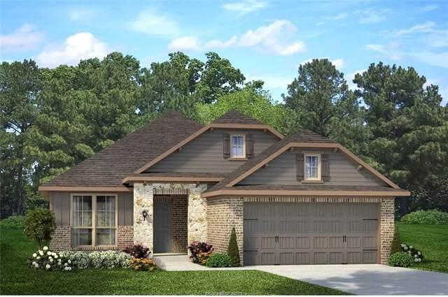 4109 Wabash Court, Bryan, TX 77802 (MLS #21013592) :: NextHome Realty Solutions BCS