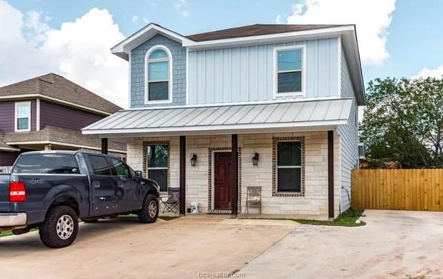 1103 Carolina Street, College Station, TX 77840 (MLS #21013596) :: NextHome Realty Solutions BCS