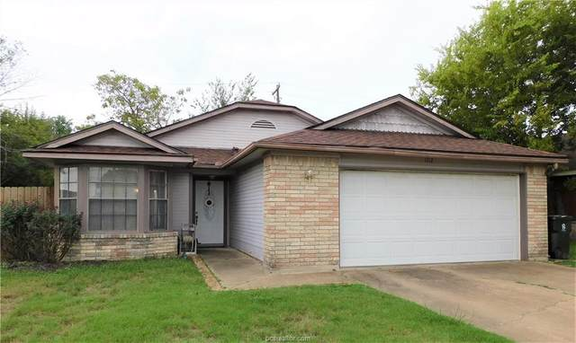 1112 Chinaberry Drive, Bryan, TX 77803 (MLS #21013599) :: NextHome Realty Solutions BCS