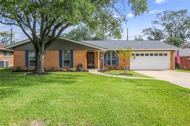 3605 Meadow Oaks Lane, Bryan, TX 77802 (MLS #21013615) :: RE/MAX 20/20