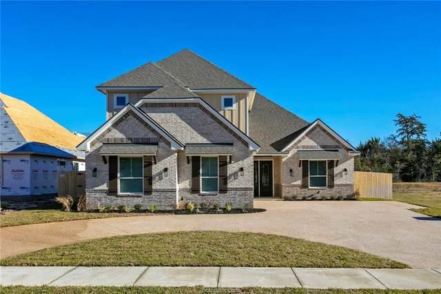 1620 Bennett Street, Bryan, TX 77802 (MLS #21013638) :: The Lester Group