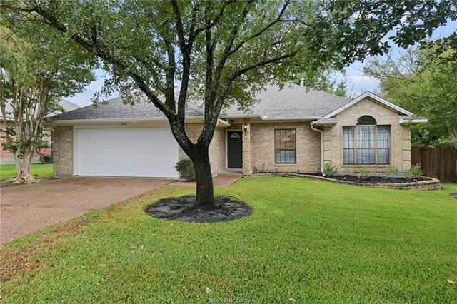3312 Oak Hollow Drive, Bryan, TX 77802 (MLS #21013671) :: Treehouse Real Estate