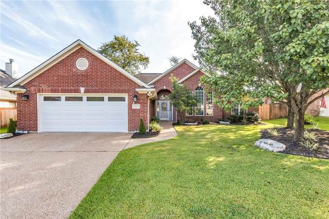 4443 Woodland Ridge Court, College Station, TX 77845 (MLS #21013674) :: Treehouse Real Estate