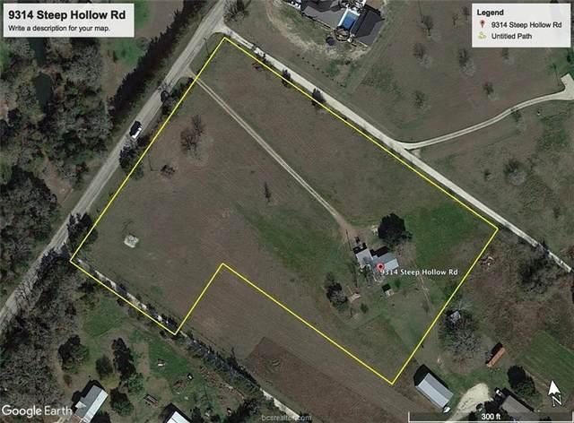 9314 Steep Hollow Road, Bryan, TX 77808 (MLS #21013695) :: Treehouse Real Estate