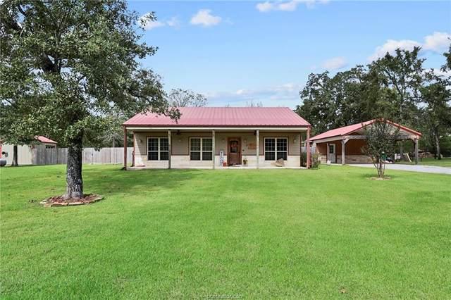 4526 Quiet Waters, North Zulch, TX 77872 (MLS #21013724) :: BCS Dream Homes