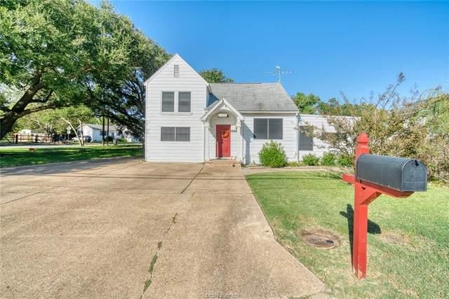 1102 E 24th Street, Bryan, TX 77803 (MLS #21013734) :: RE/MAX 20/20