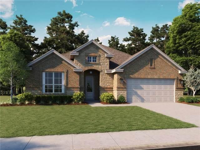 3505 Abingdon Cove, Bryan, TX 77808 (MLS #21013747) :: NextHome Realty Solutions BCS