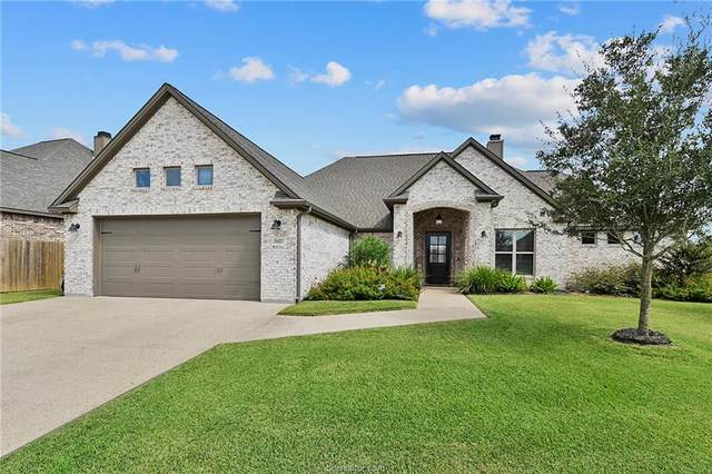 15607 Tiger Creek Court, College Station, TX 77845 (#21013748) :: ORO Realty