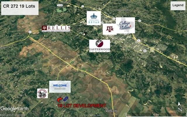 9207-9677 County Road 272, Snook, TX 77878 (#21013762) :: ORO Realty