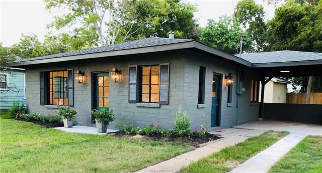 423 Wood Street, Navasota, TX 77868 (#21013780) :: ORO Realty