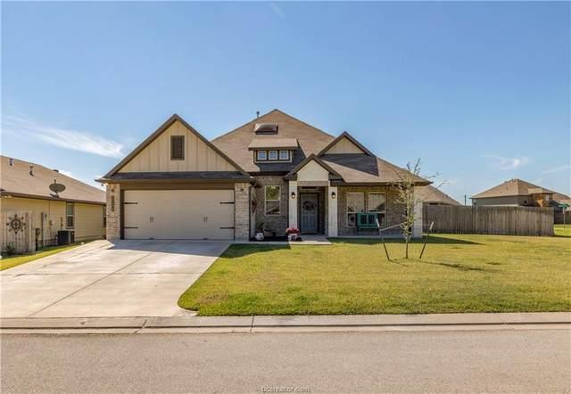 2139 Naples Way, Bryan, TX 77808 (MLS #21013782) :: Treehouse Real Estate