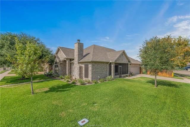 15609 Wood Brook Lane, College Station, TX 77845 (MLS #21013784) :: RE/MAX 20/20