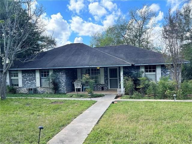 407 E 8th Street, Hearne, TX 77859 (MLS #21013794) :: Treehouse Real Estate