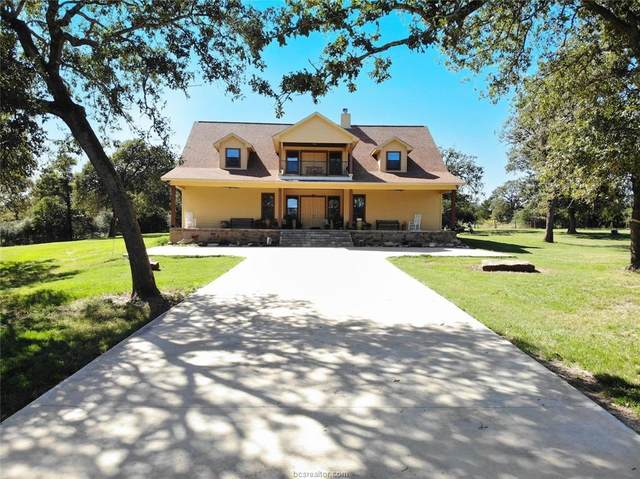 5825 County Road 378 County Road, Caldwell, TX 77836 (#21013801) :: ORO Realty