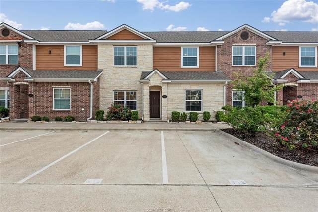 301 Southwest Parkway #312, College Station, TX 77840 (#21013803) :: ORO Realty
