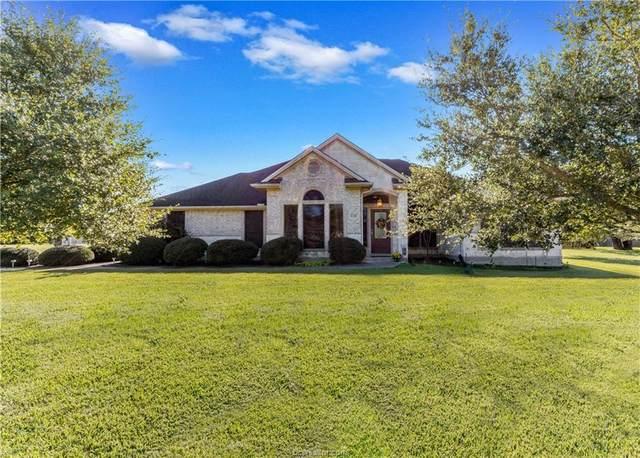 4138 Vintage Hills Drive, Bryan, TX 77808 (MLS #21013808) :: Treehouse Real Estate
